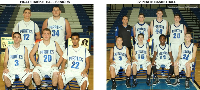 2014PirateBasketballJVsENIORS