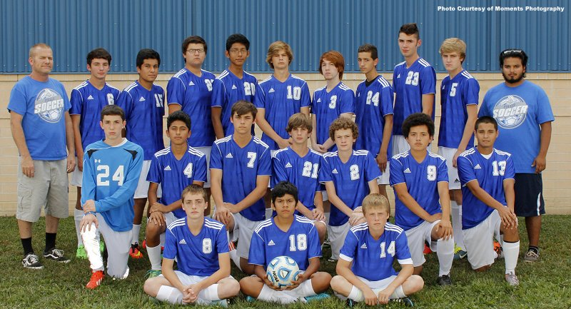 BoysSoccerTeam2015