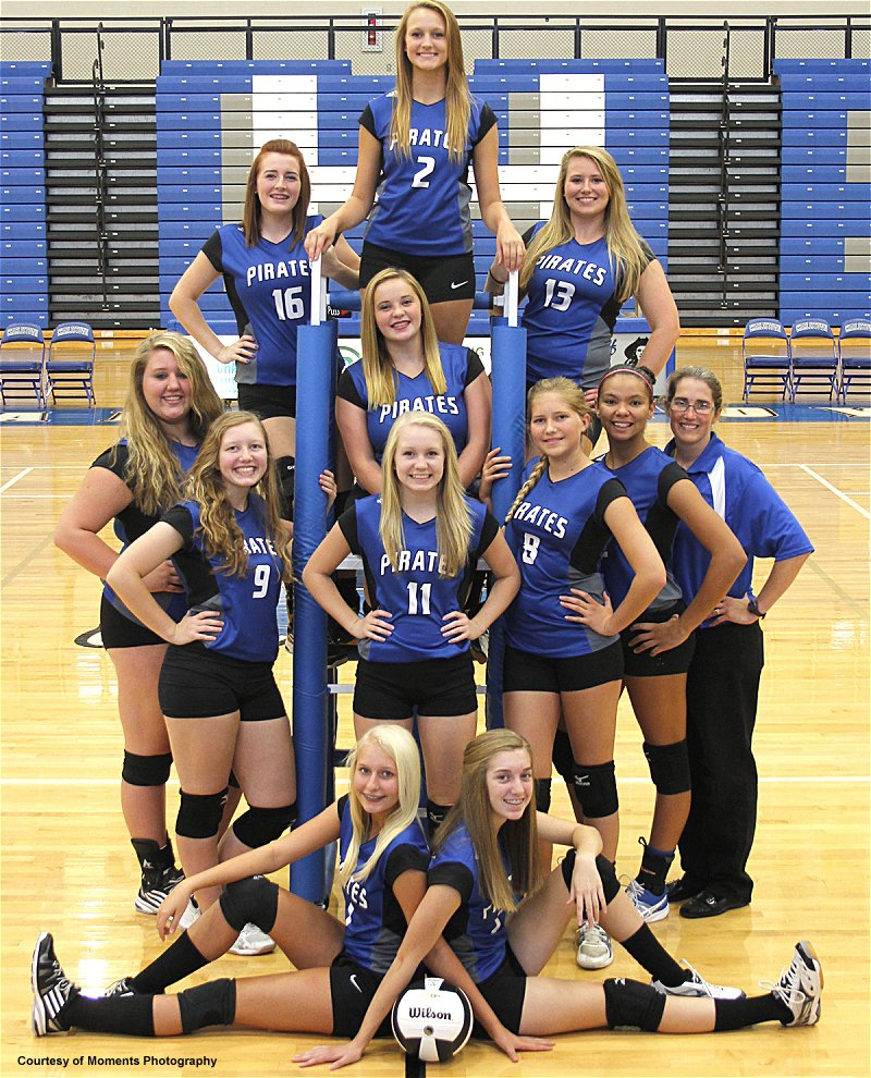 2015VolleyballVarsityTeam