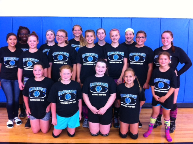 2016 Volleyball Summer Camp